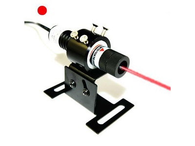 Red Dot Laser Alignment