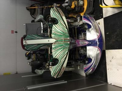 2013 TonyKart EVK Honda CR125 Shifter - Shifter Karts Classifieds