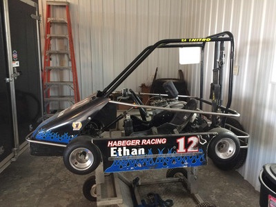 2002 RAGE KART GOOD CONDITION! $2400