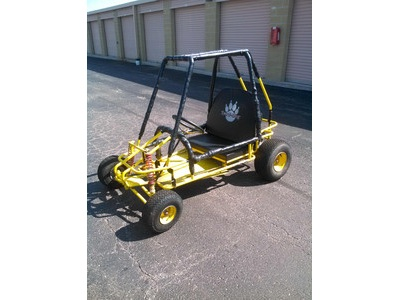 yurf dog go cart