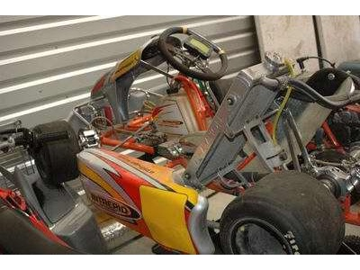 2004 Intrepid Silverstone with TM motor