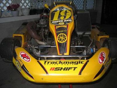 Track Magic Shifter Honda CR125 - Shifter Karts Classifieds
