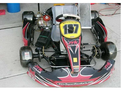 Image result for Reynard Shifter Kart 125 CC