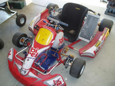Auto Racing  Yahoodirectory on 2005 Birel 125 Shifter W Tm K9b   3995   Shifter Karts Classifieds