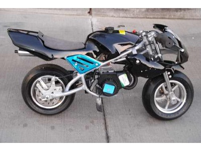 Black Mini Pocket Bike For Sale