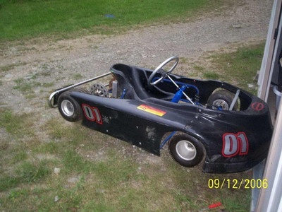 Auto Racing Dirt on Racing Go Kart For Sale   Dirt Karts Classifieds