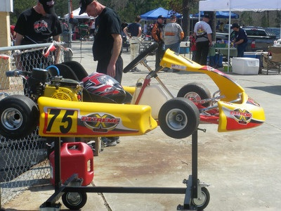 2008 Extreme Kart For Sale!