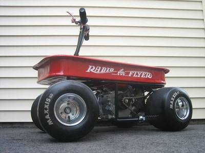 Radio Flyer Go-Kart