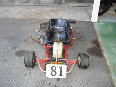 Auto Racing Classifieds on Yamaha Kt100 S Racing Kart  550   Sprint Karts Classifieds