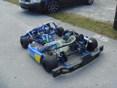 NEW GP10 125cc shifter - Shifter Karts Classifieds