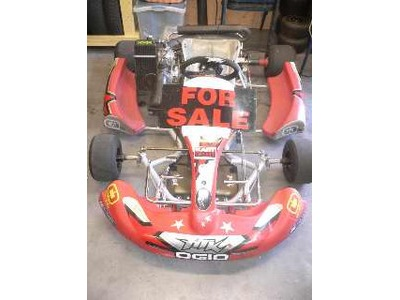CRG/PTK rolling chassis