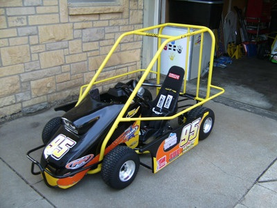 Auto Racing Classifieds on Legend Racing Cage Karts   Champ Karts Classifieds