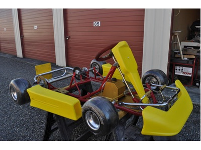 Emmick Cadet Chassis For Sale - Sprint Karts Classifieds