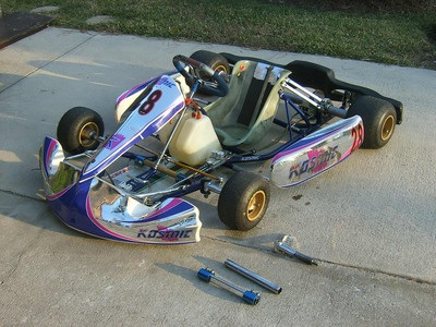 Auto Racing  Yahoodirectory on 2009 Kosmic Mercury Chassis   Sprint Karts Classifieds