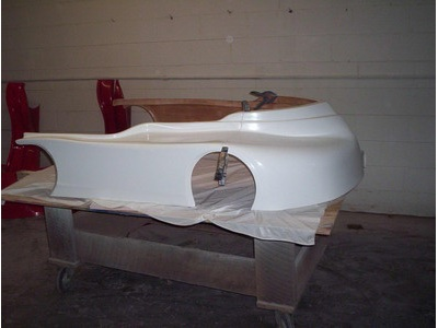 New Racing Go Kart Bodies