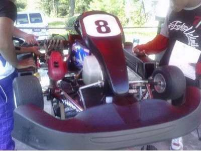 2001 margay kt100 package 900 sprint karts classifieds. Black Bedroom Furniture Sets. Home Design Ideas