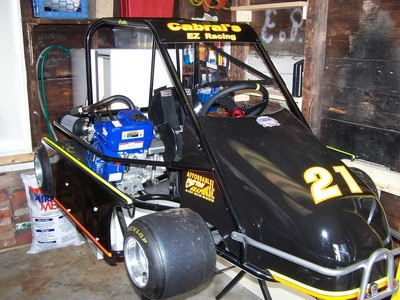 JR. CHAMP PHANTOM GOKART
