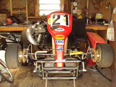 Dino vintage shifter kart - Shifter Karts Classifieds